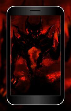 Shadow Fiend Wallpaper HD Screenshot 2
