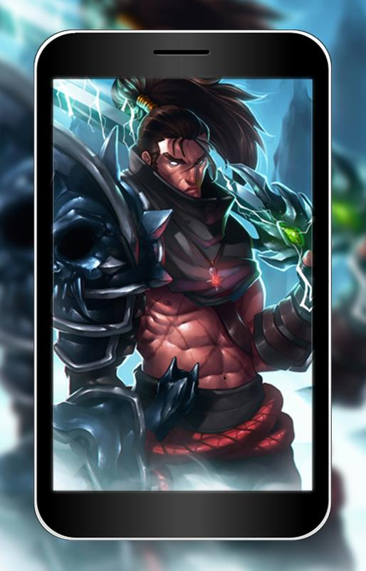 Yasuo Wallpaper Hd For Android Apk Download