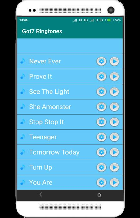 Got7 Ringtones for Android - APK Download