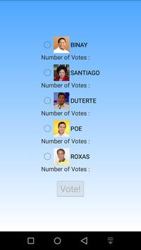 VotePres PH apk screenshot