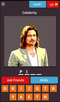 Guess The Celebrity poster