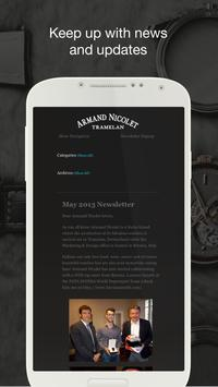 Armand Nicolet apk screenshot