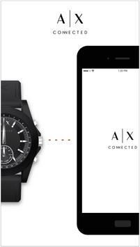 Armani Exchange Connected poster
