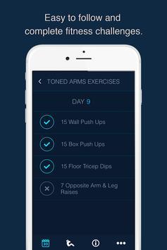 30 Day Arm screenshot 2