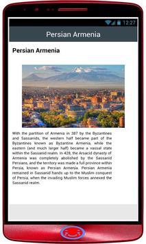 Armenian History poster