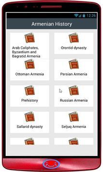 Armenian History screenshot 1