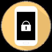 Black Lock icon