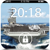 Aircraft Carrier ScreenLocker icon