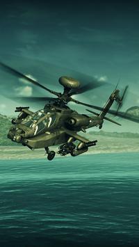 Apache Helicopters ScreenLock apk screenshot