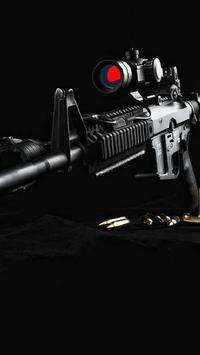 Sniper AWP ScreenLocker apk screenshot