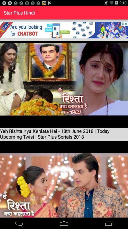 Star Plus : Hindi Live TV Serial & Show for Android - APK