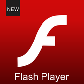 Update  Flash Player SWF and FLV Plugin icon
