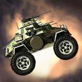 Gun Truck icon