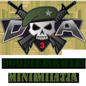 🔫 Doodle Army 3 Mini Militia images HD icon