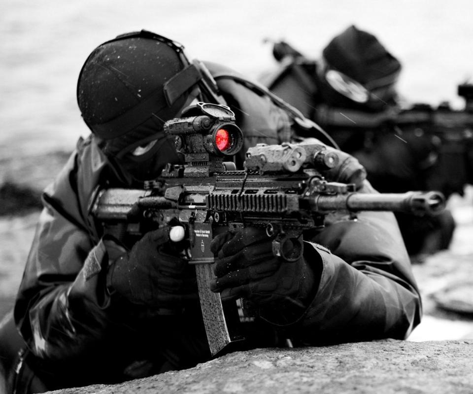Wallpaper Android N Army: Army Shooter Wallpaper 4K For Android