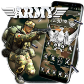 Army Military Force Theme icon