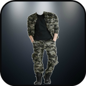 Army Military Photo Editor icon