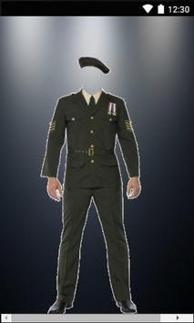 Army Military Photo Editor apk screenshot
