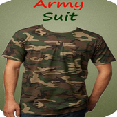Army changer Suit icon