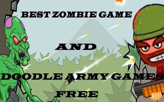 Doodle Army Games screenshot 1