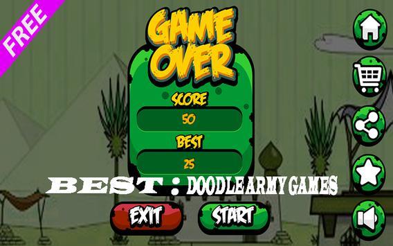 Doodle Army Games screenshot 2