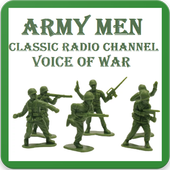 Army Men Toy War Story : Classic Radio Station icon