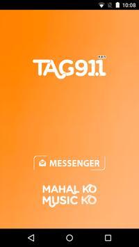 Tag 91.1 - Messenger poster