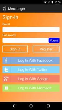 Tag 91.1 - Messenger screenshot 1