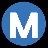 Moniker Art Fair icon