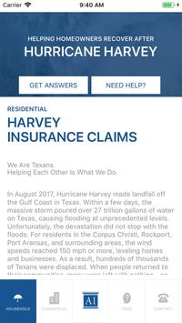 Hurricane Harvey Claims apk screenshot