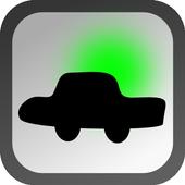 Driving Mode Widget icon