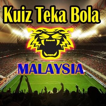 Kuiz Teka Bola Liga Malaysia screenshot 2