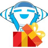DAV Christmas 2015 icon