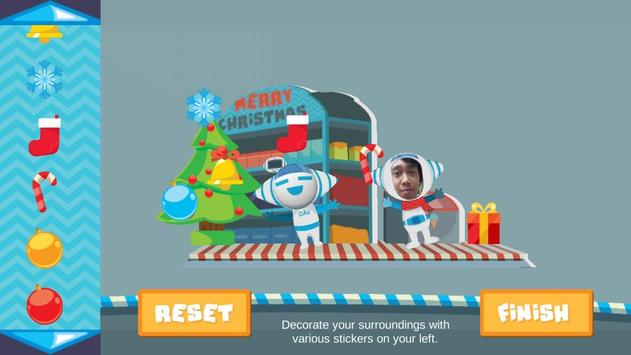 DAV Christmas 2015 screenshot 3