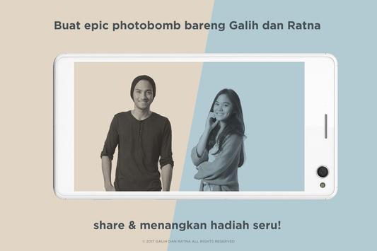 Galih & Ratna poster