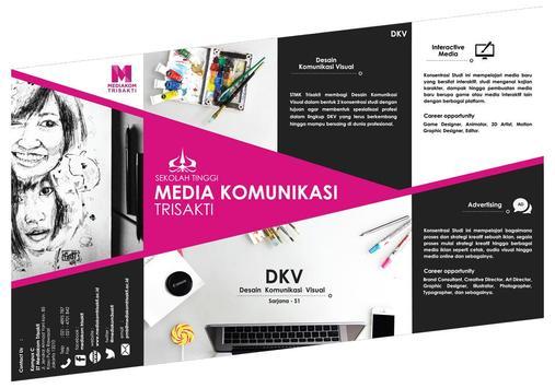 Mediakom Trisakti poster