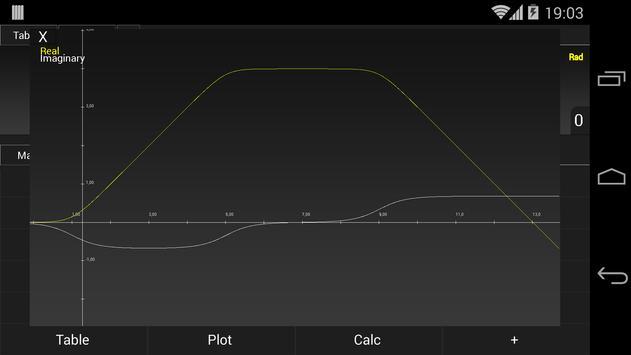 TabCalc screenshot 1