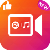 Photo to Video with Music 2018 icon