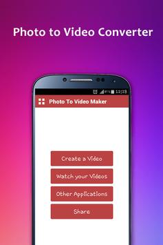 Photo to Video with Music 2018 poster