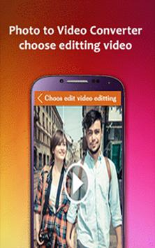 Photo to Video with Music 2018 apk screenshot