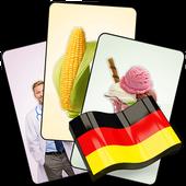 German Flash Cards icon