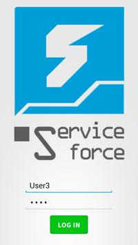 AR Service Force poster