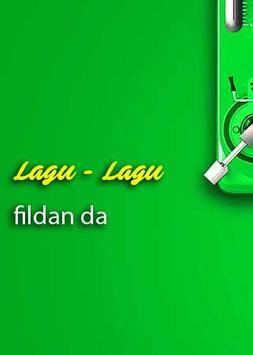 lagu paling top fildan dangdut academi poster