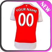 Arsenal shirt creation icon