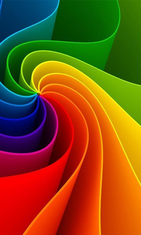 Colorful 3D Wallpaper HD Apk Screenshot