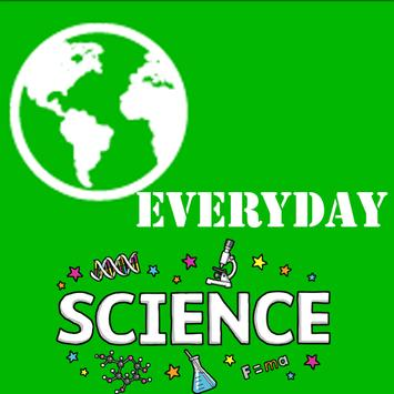 Everday Science CSS Point poster