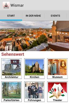 Wismar screenshot 2