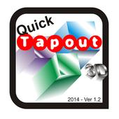 Quick Tapout 3D 2015 icon