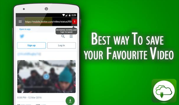 MP4 video downloader for Android - APK Download
