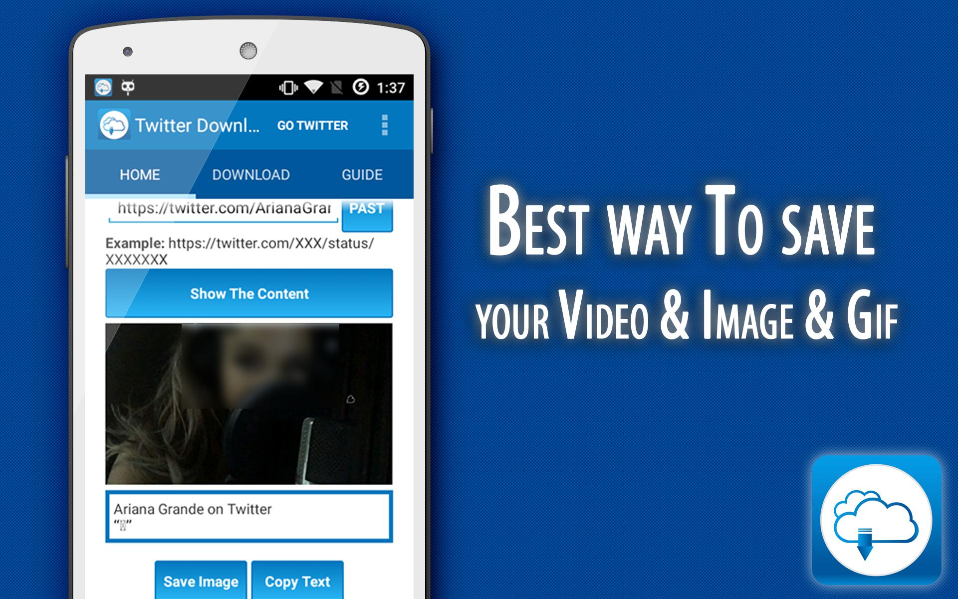 Video Downloader for Twitter for Android - APK Download